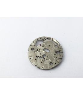 ETA caliber 2783 main plate part 100