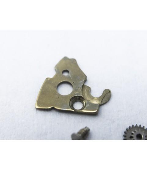ETA caliber 2783 date jumper guard and intermediate date wheel part 2595/2543