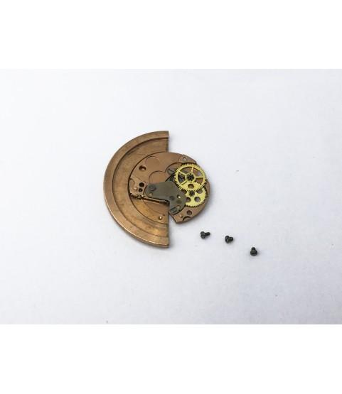 Omega caliber 1481 oscillating weight automatic rotor part 1026