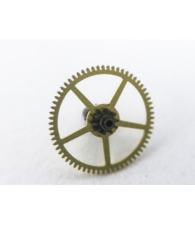 Omega caliber 1481 center wheel with cannon pinion part 1225
