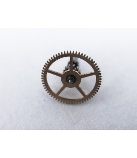 Omega caliber 1070 center wheel with cannon pinion part 1225