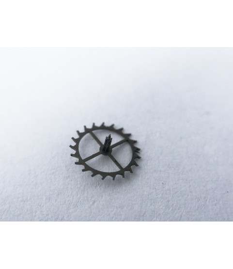 Omega caliber 1070 escape wheel and pinion with straight pivots part 1305