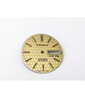ETA Caravelle Dual-Day Automatic Set-O-Matic caliber 2879 watch dial part