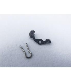 ETA caliber 2788 date corrector operating lever and click spring part