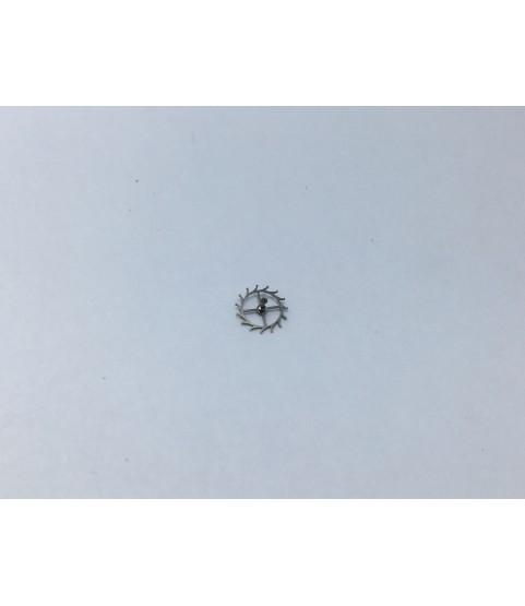 ETA caliber 2788 escape wheel and pinion with straight pivots part 705