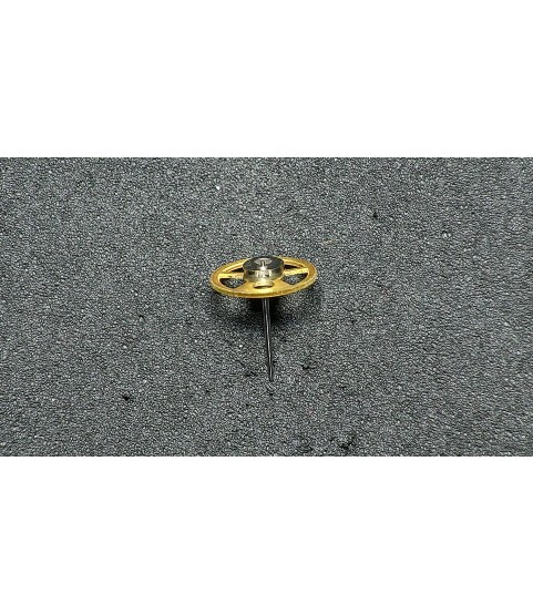 Venus 175 chronograph runner wheel, mounted part 8000