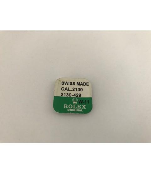 Rolex caliber 2130-429 balance staff part 2130-429