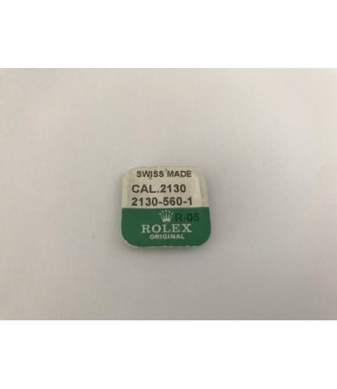 Rolex caliber 2130 Spring Clip For Oscillating Weight watch part 2130-560-1