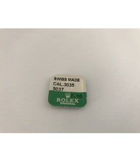 Rolex caliber 3035 5037 setting lever spring watch part