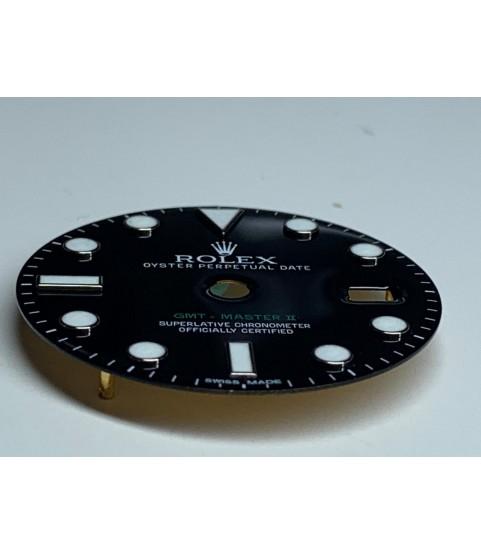 Rolex GMT-Master II 116710LN Luminova black dial