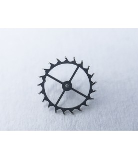 Omega caliber 1012 escape wheel and pinion with straight pivots part 1305
