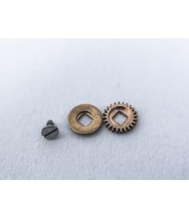 Omega caliber 1012 automatic rotor wheel part