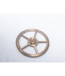 Rolex caliber 1210 driving wheel over third wheel part 7517
