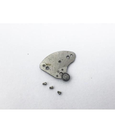 Longines caliber 342 oscillating weight bridge part 1132