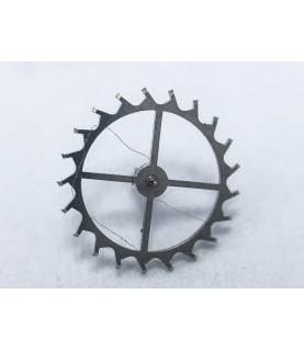 Omega caliber 1022 escape wheel and pinion with straight pivots part 1305
