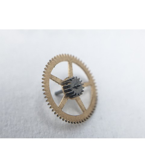 Omega caliber 1022 sweep second wheel and pinion part