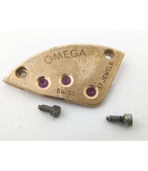 Omega 269 train wheel bridge part 1003