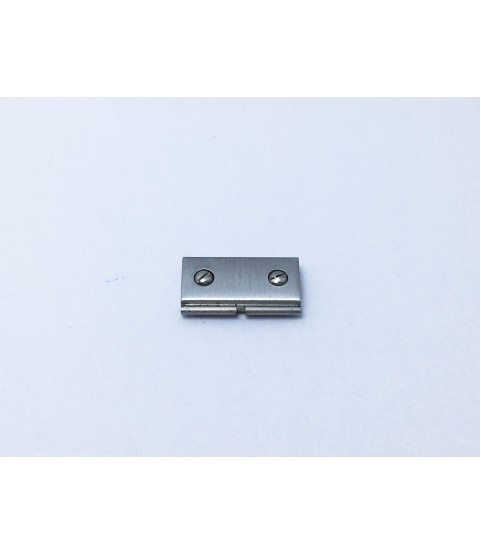 Genuine Cartier Santos Watch Bracelet Stainless Steel 14 mm link without screw