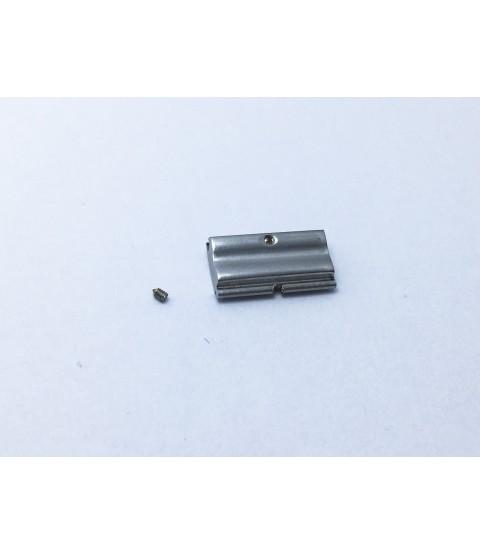 Genuine Cartier Santos Watch Bracelet Stainless Steel 14 mm link with screw