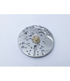 Omega caliber 3220 chronograph mechanism plate part 722322015020M1