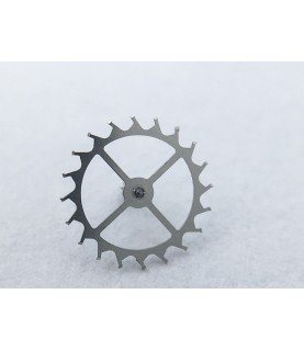 Omega caliber 3220 escape wheel and pinion with straight pivots part 722112030040
