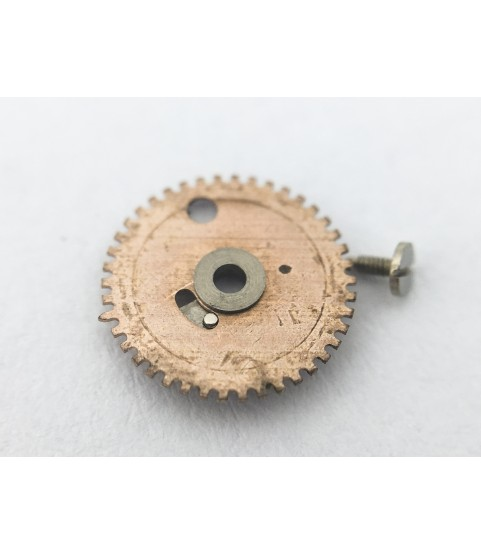 Movado/Zenith caliber 408 date combined finger, mounted part 2630