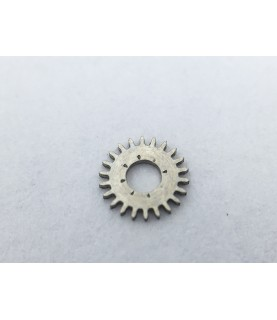 Movado/Zenith caliber 408 lower crown wheel part 421