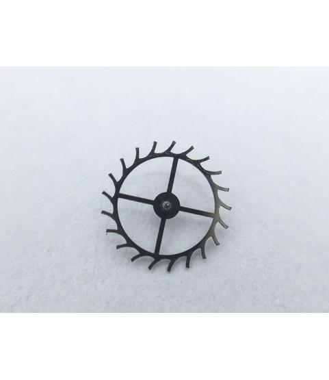 Movado/Zenith caliber 408 escape wheel and pinion with straight pivots part 705