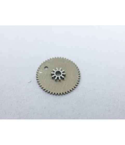 Movado/Zenith caliber 408 minute wheel part 260