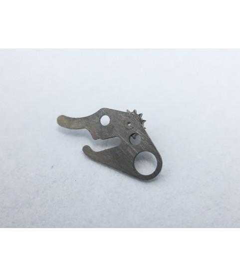 Movado/Zenith caliber 408 rocking bar mounted part 437/1