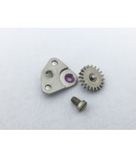 Movado/Zenith caliber 408 cock for driving pinion of the ratchet wheel part 1140