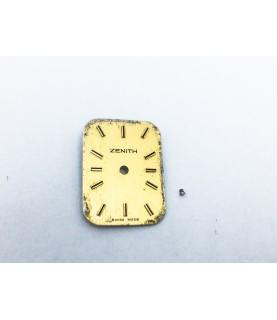 Zenith caliber 1110 watch dial part