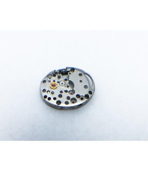 Zenith caliber 1110 main plate part