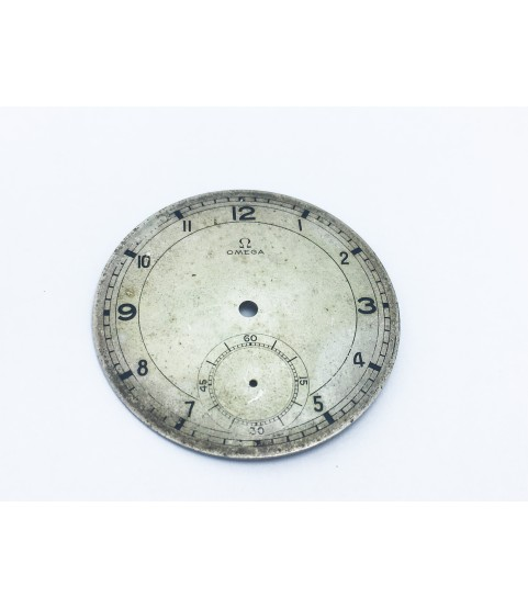 Omega caliber 38.5L.T1 dial watch part 41.5 mm