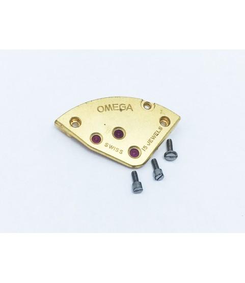 Omega caliber 38.5L.T1 train wheel bridge part 1003