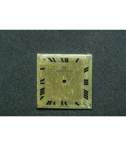 Movado 246 watch dial part