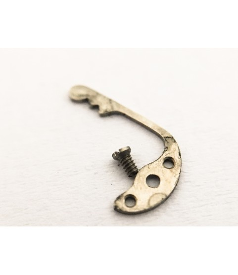 Eberhard & Co caliber 16000 (Valjoux 65) setting lever spring part