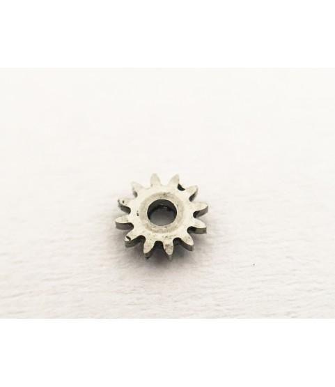 Eberhard & Co caliber 16000 (Valjoux 65) winding pinion part 410