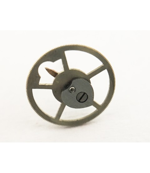 Eberhard & Co caliber 16000 (Valjoux 65) chronograph runner, mounted part 8000