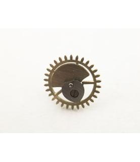 Eberhard & Co caliber 16000 (Valjoux 65) minute recording runner wheel mounted part 8020
