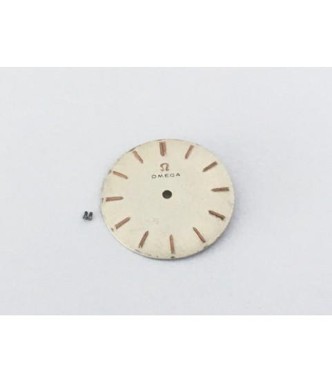 Omega caliber 601 dial watch part 29.5 mm