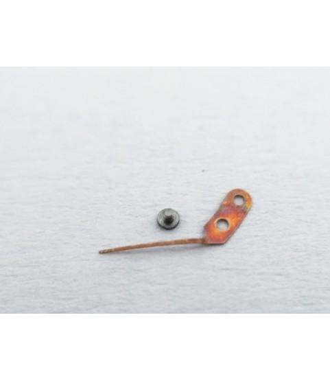 Omega caliber 601 friction spring part 1255