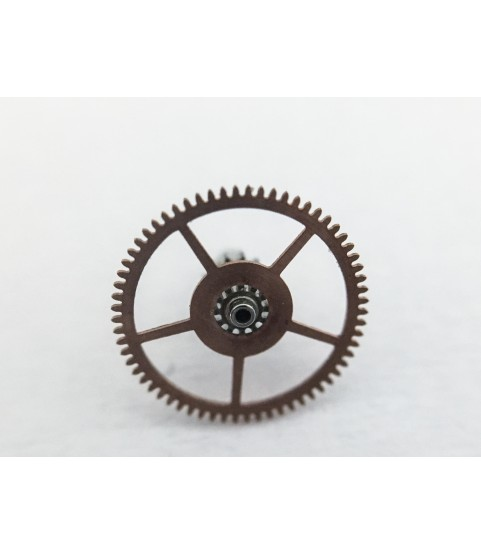 Omega caliber 601 center wheel with pinion part 1224