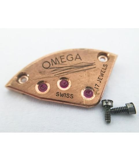 Omega caliber 269 train wheel bridge part 1003
