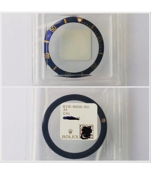 New Rolex Submariner blue bezel 16613, 16618, 16803
