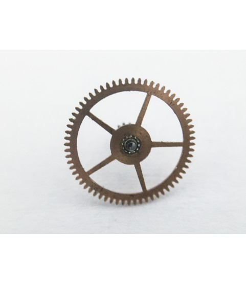Omega caliber 269 center wheel with pinion part 1224