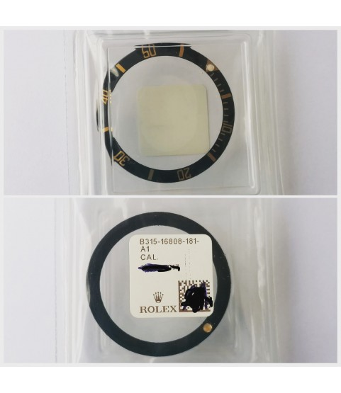 New Rolex Submariner black bezel 16613, 16618, 16803