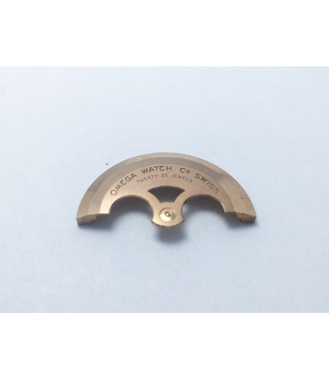 Omega 503 oscillating weight automatic rotor part 1026