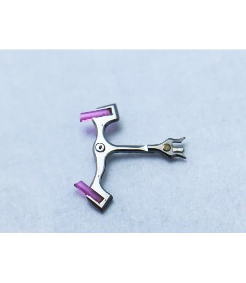Audemars Piguet caliber 2003 jewelled pallet fork and staff anker part