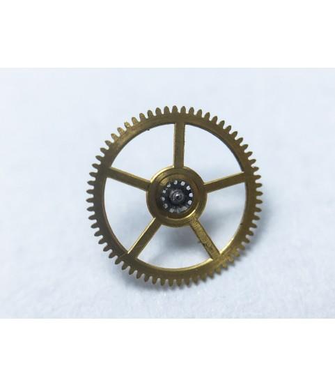 Audemars Piguet caliber 2003 center wheel with pinion part
